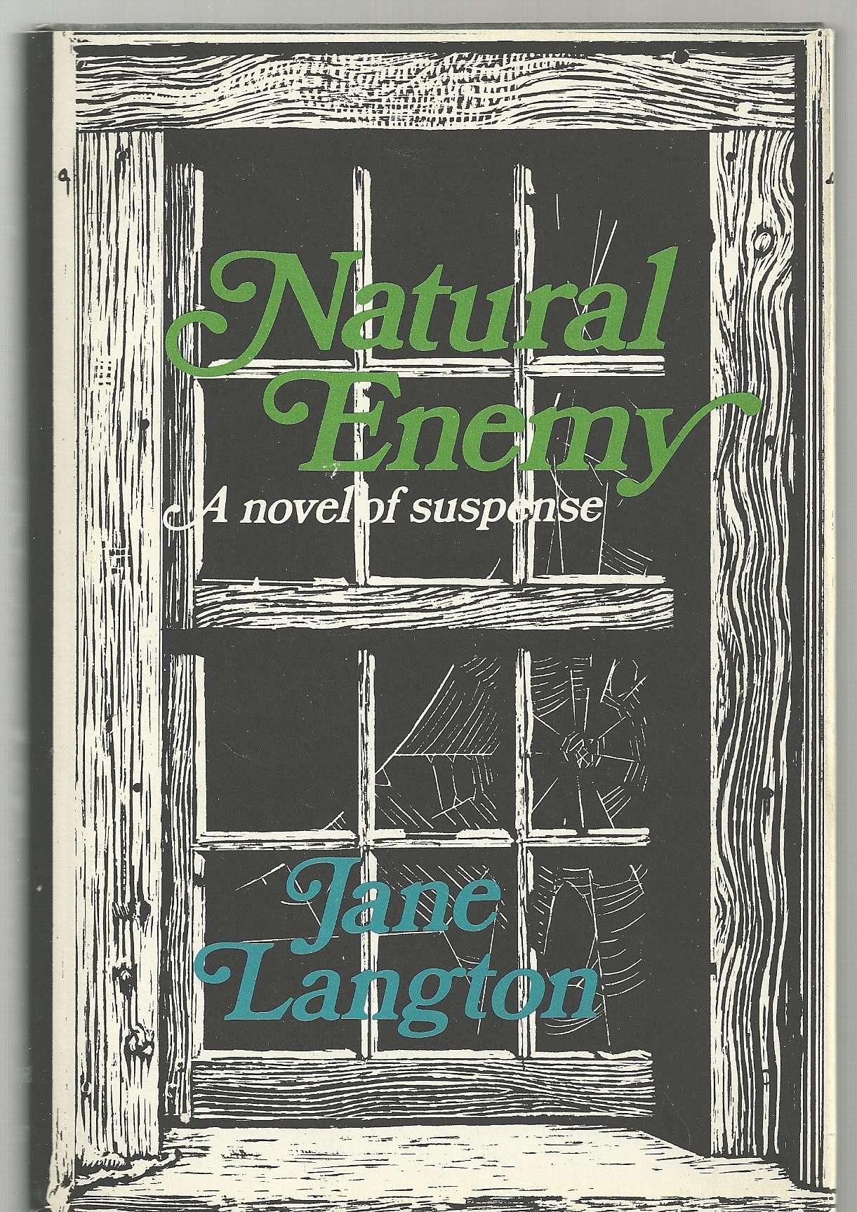 Natural enemy, Langton, Jane