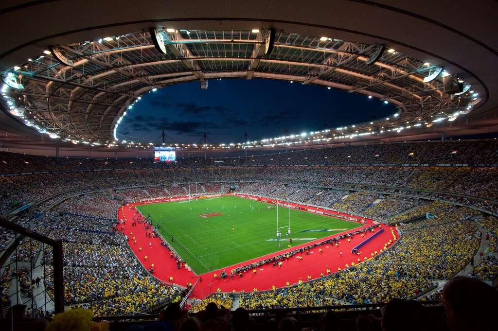 Paris stade de france 81 338 equipe de france g n ral ev nements equipe de france - Stade de france coupe de france ...