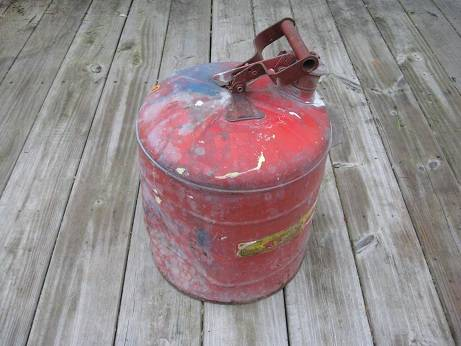 Got any tips for restoring old gas cans? - DIY Projects