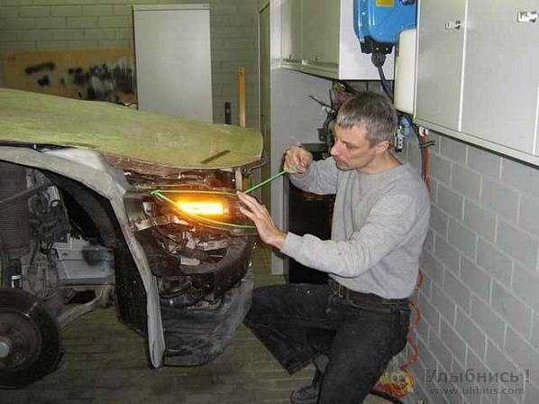 13476y - Como restaurar un coche viejo