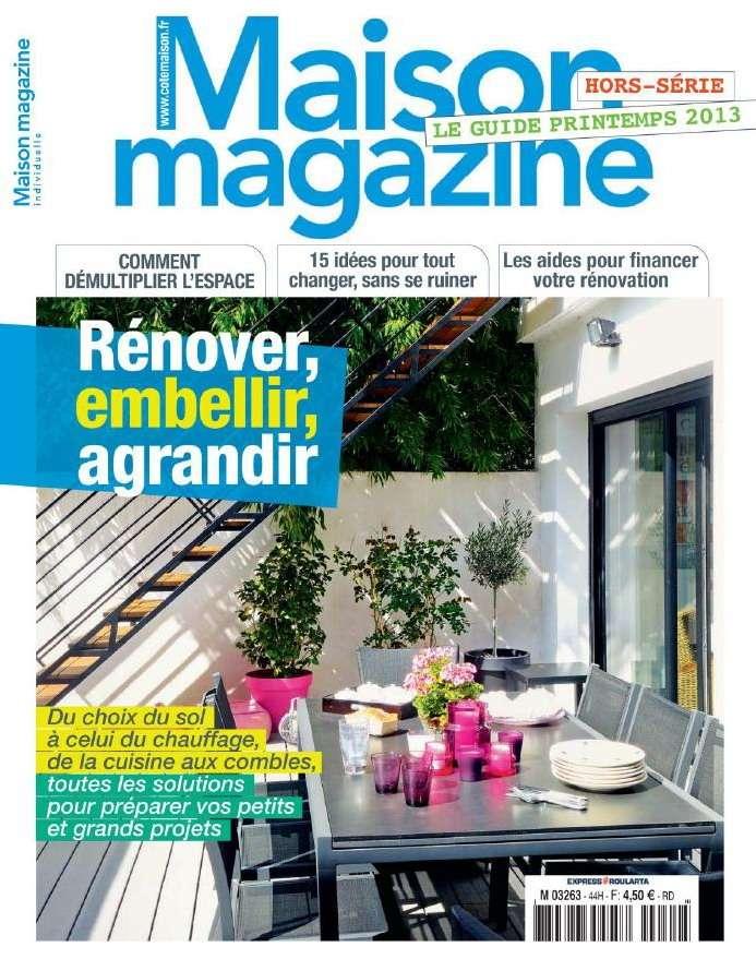 Maison Magazine Hors Série N°44 Printemps 2013